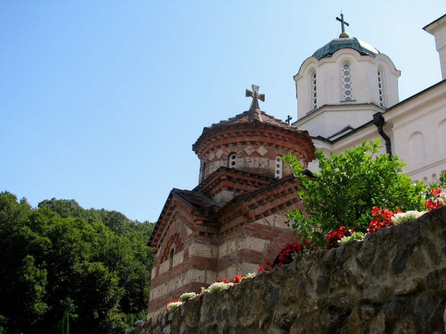 Serbia: MONASTERY ERECTED BY OBILIC'S SISTER (8)