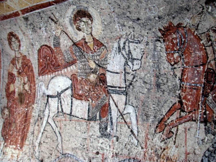 Cappadocia: BIRTHPLACE OF SAINT GEORGE (9)