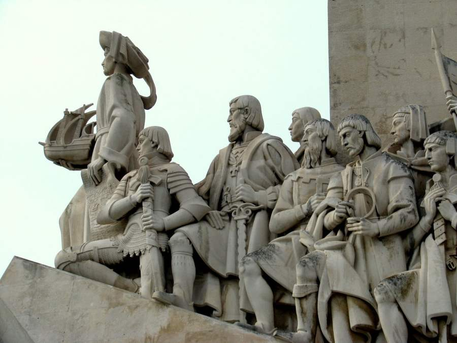 Lisbon: LEGACY OF WORLD DISCOVERIES (2)