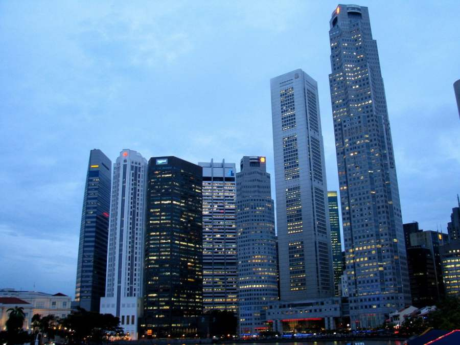 Singapore: KINGDOM OF SKYSCRAPERS (3)
