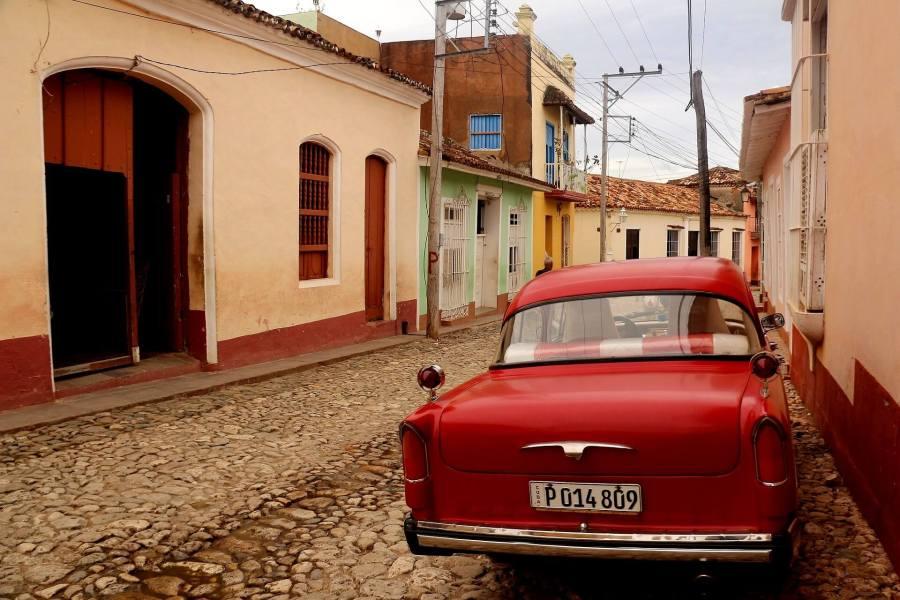 Cuba: TRINIDAD AND SANTA CLARA (9)