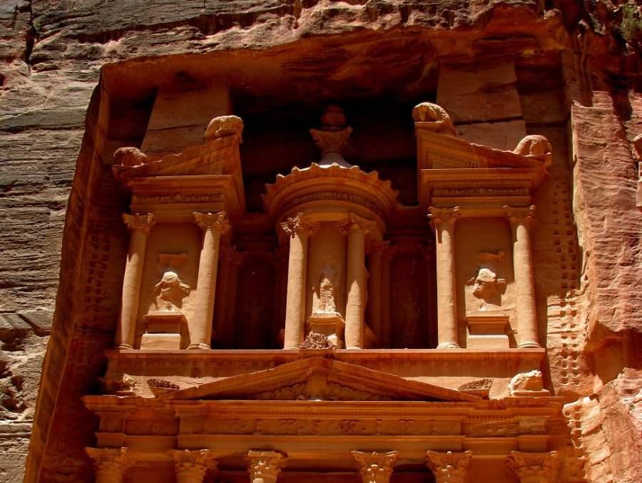 Jordan: CITY OF PETRA (3)