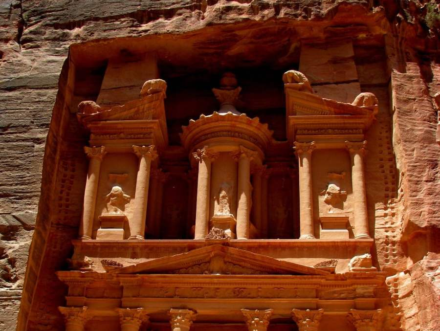 Jordan: CITY OF PETRA (3)