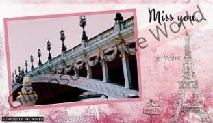 Photo-Postcards-Paris-France-Miss-You-Glimpses-of-The-World
