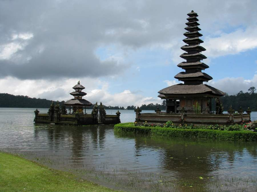Bali Indonesia: TEMPLES (4)