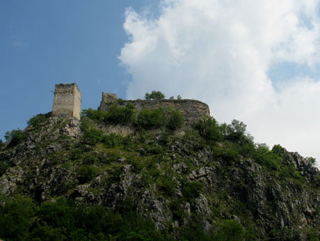 Serbia-travel-Milesevac-old-town-walls-Glimpses-of-The-World