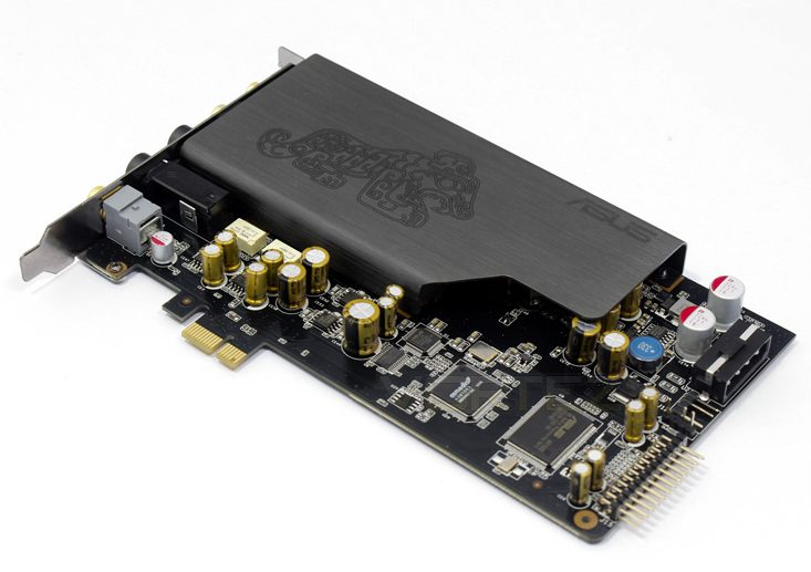 Asus Essence STX II 7.1 Sound Card for Gaming