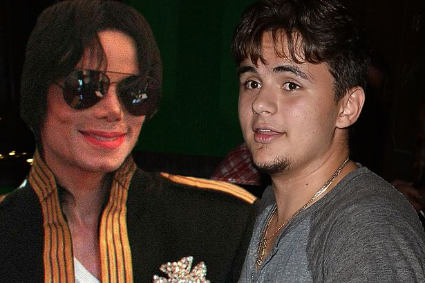 Image result for I can't sing or dance, says Prince Jackson
