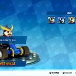 Penta Penguin - Penta Ninja Skin Crash Team Racing Nitro-Fueled