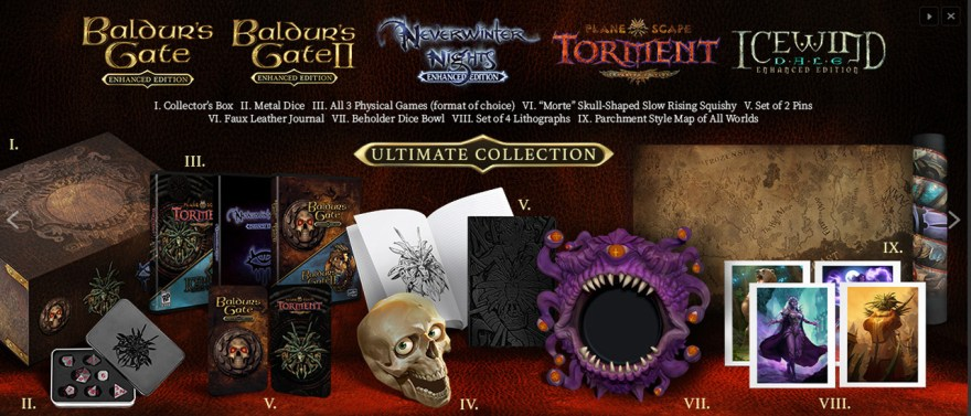 Dungeons & Dragons  Ultimate Enhanced Edition Collector's Pack