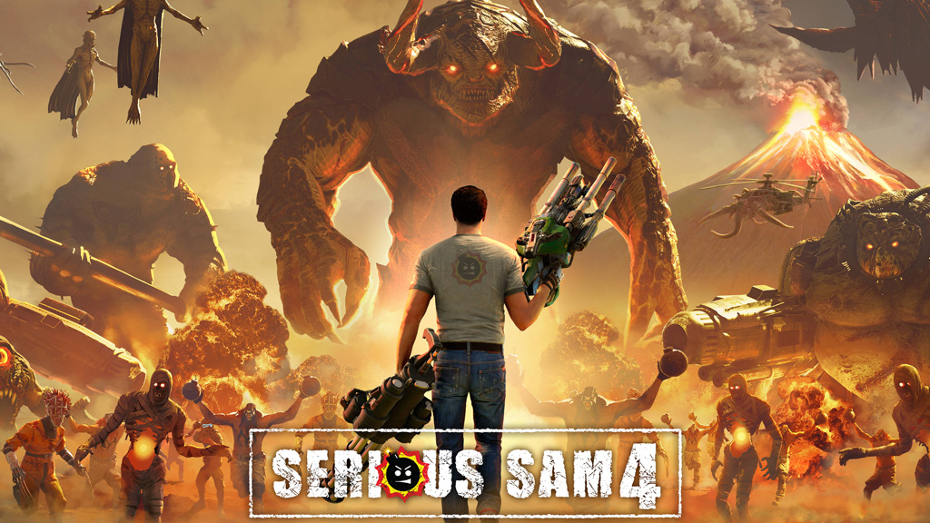 Serious Sam 4 PC