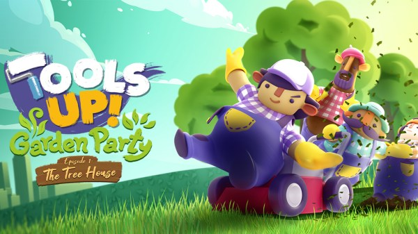 Tools Up! Garden Party DLC