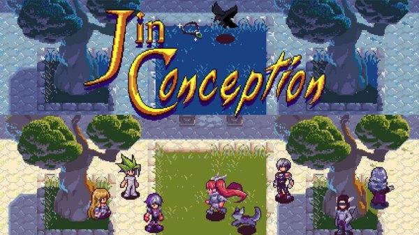 Jin Conception Nintendo Switch