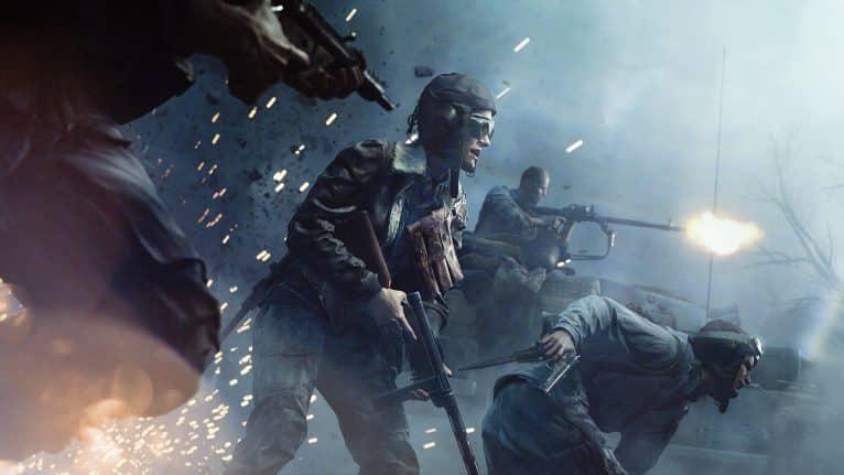 Battlefield V servers