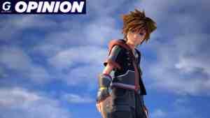 Kingdom Hearts 3 Too Easy
