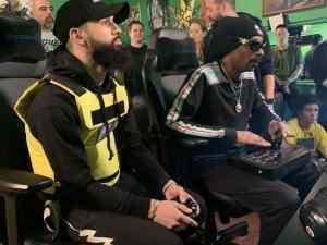 Snoop Dogg Mortal Kombat 11