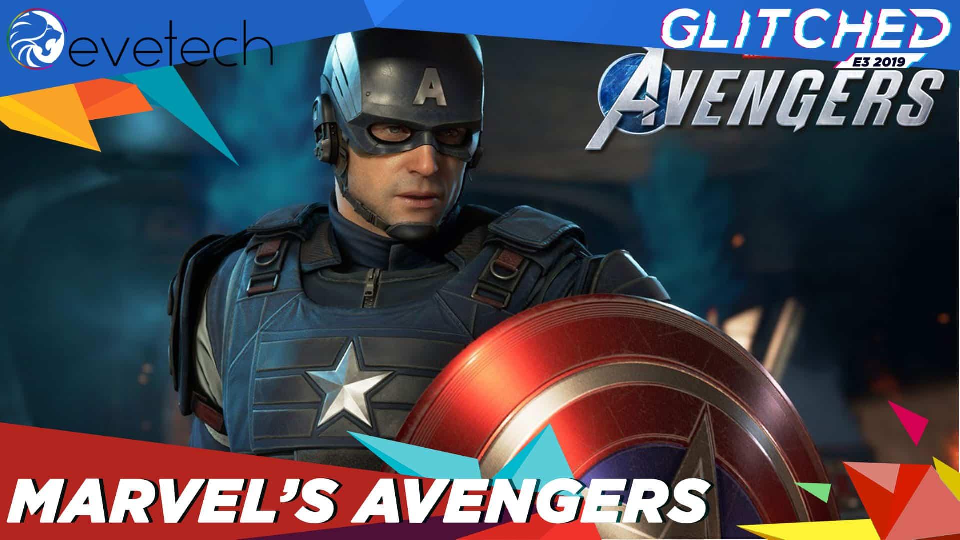 Marvel's Avengers game
