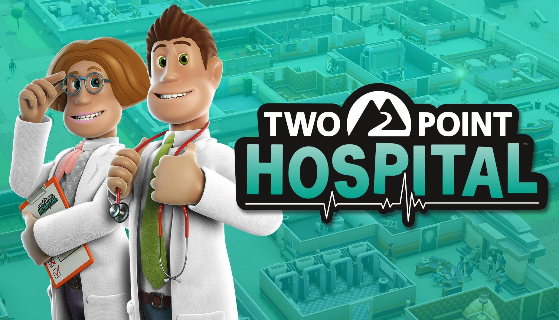 Two Point Hospital Console edition two point studios sega