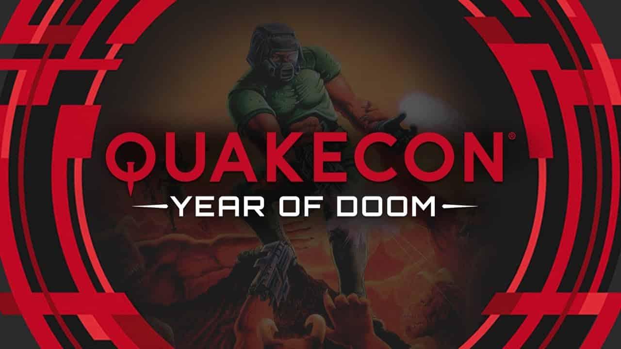 Quakecon 2019 DOOM Eternal