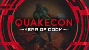 Quakecon 2019 DOOM Eternal