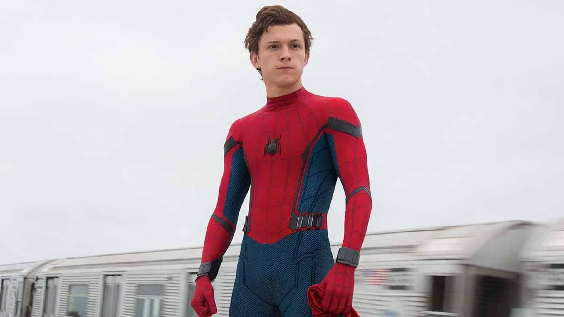 Spider-man Tom Holland Marvel Cinematic Universe Marvel Studios Sony
