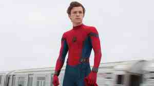 Spider-man Tom Holland Marvel Cinematic Universe Marvel Studios Sony