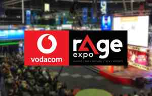 Vodacom rAge Expo 2019 2020 Cancelled