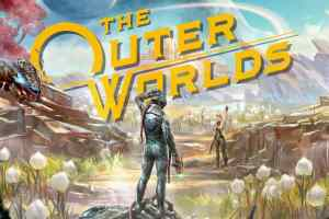 The Outer Worlds PS4 Pro Xbox One X Obsidian Entertainment Private Division