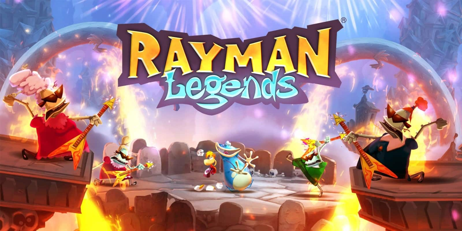 Rayman Legends Epic Games Store Free Game