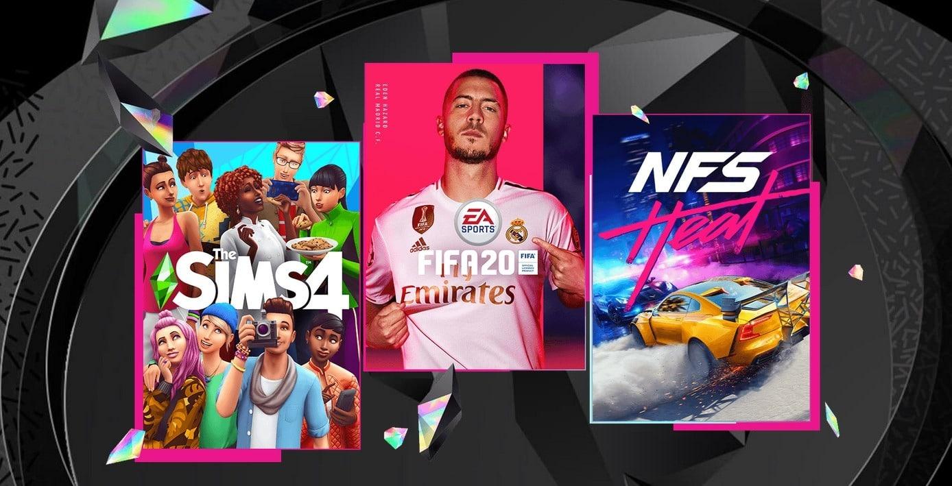 Origin Black Friday 2019 Sale deals Electronic Arts