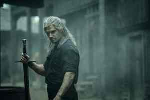 Netflix The Witcher Blood Origin December