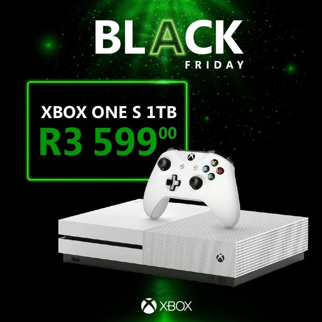 Xbox One Black Friday South Africa