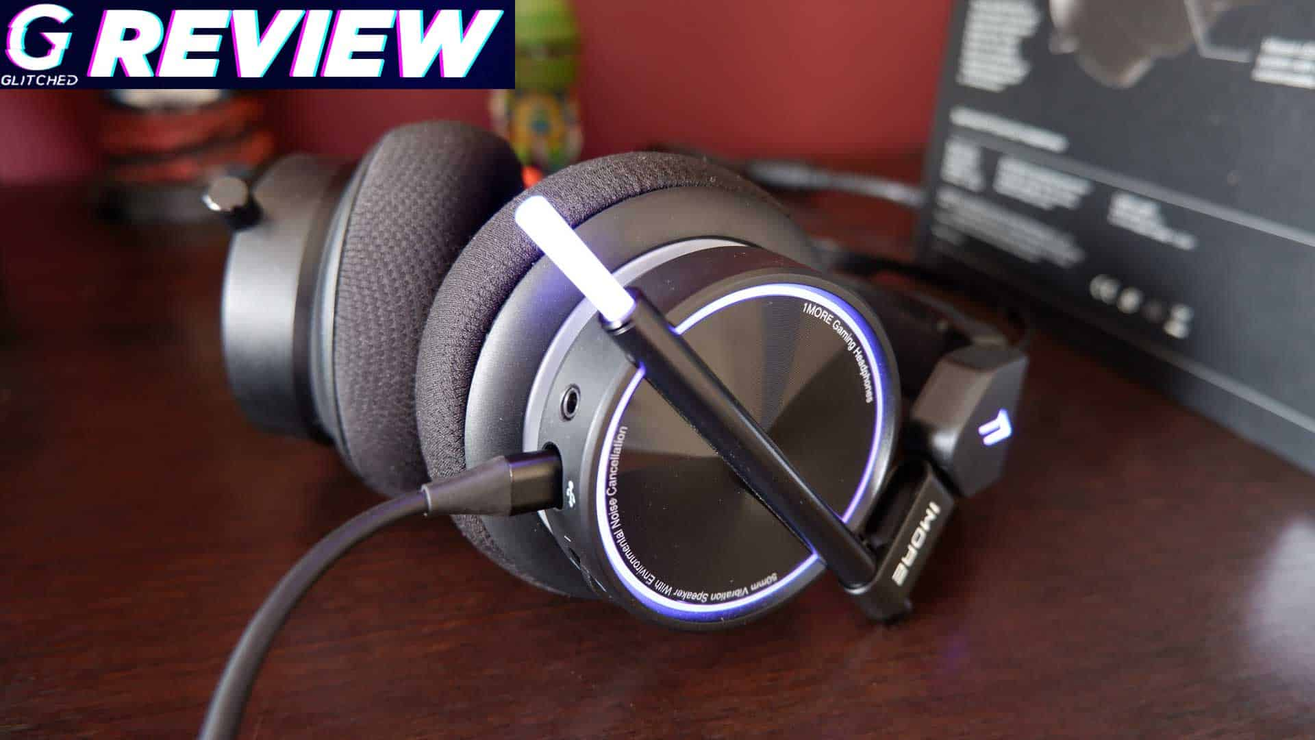 1More Spearhead VR Gaming Headset Review