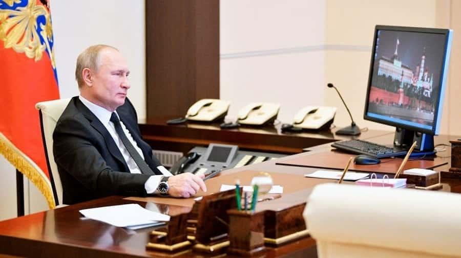Windows XP Vladimir Putin Microsoft President of Russia