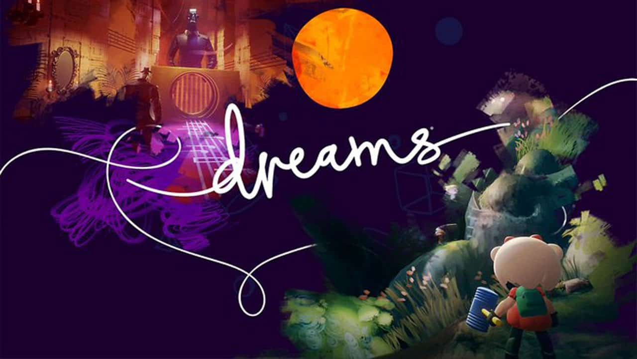 PS4 Dreams VR Expansion demo Media Molecule