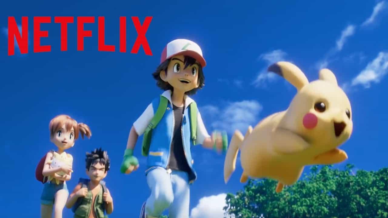 Netflix February Pokemon The First Movie Mewtwo Strikes Back