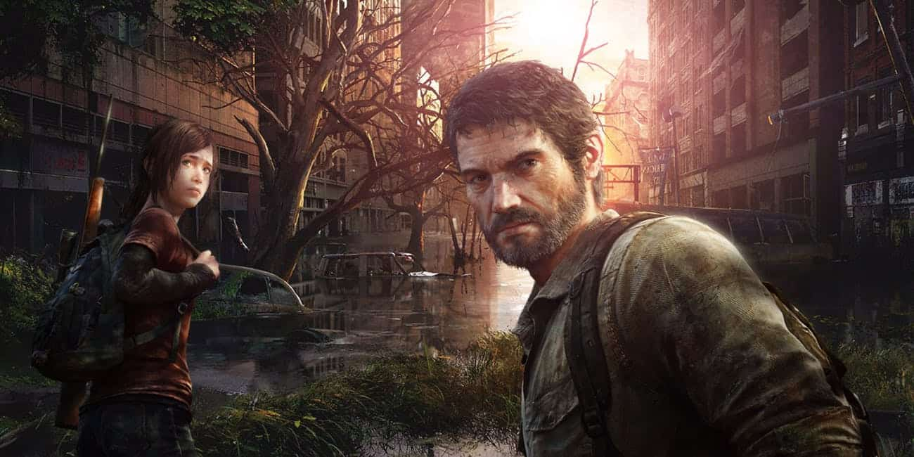 The Last of Us HBO Show Naughty Dog