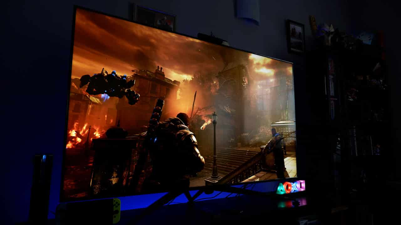 ASUS ROG Swift PG65UQ 65-inch Big Format Gaming Display Review