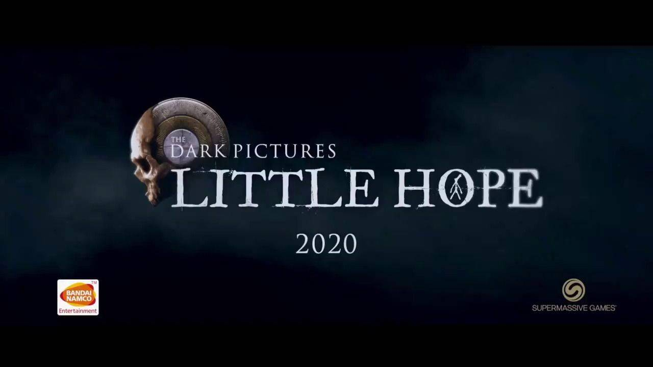 The Dark Pictures Anthology: Little Hope Bandai Namco Man of Medan