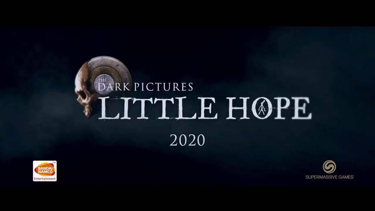 The Dark Pictures Anthology: Little Hope Bandai Namco Man of Medan