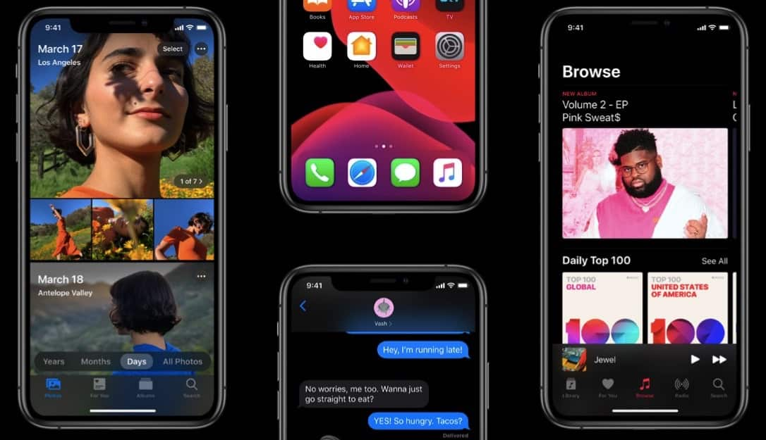 Apple iOS 13.5 Released With COVID-19 Specific Features - GLITCHED