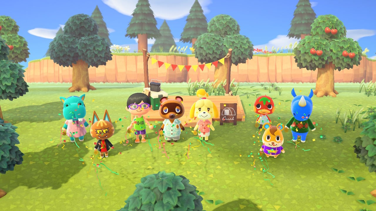 Animal Crossing: New Horizons Island Designer App PETA Vegan Life