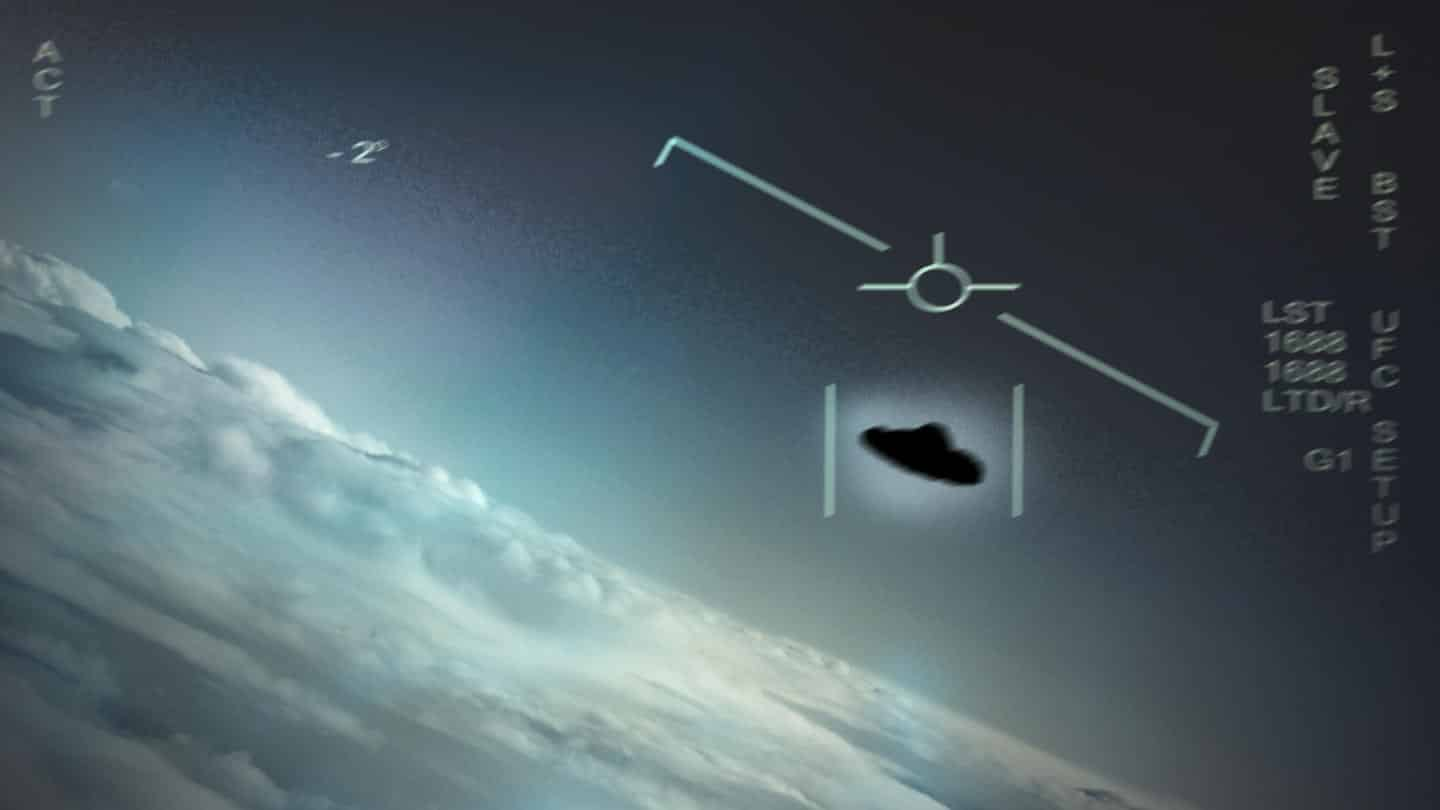 Pentagon Unidentified Aerial Phenomena