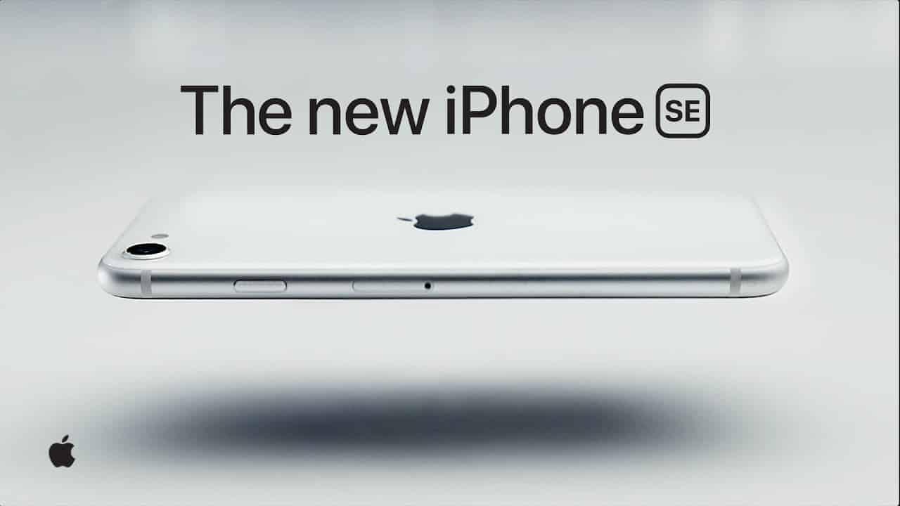 iPhone SE  sử dụng A13 Bionic - đây là bộ vi xử lý được trưng dụng trong iPhone 11 series