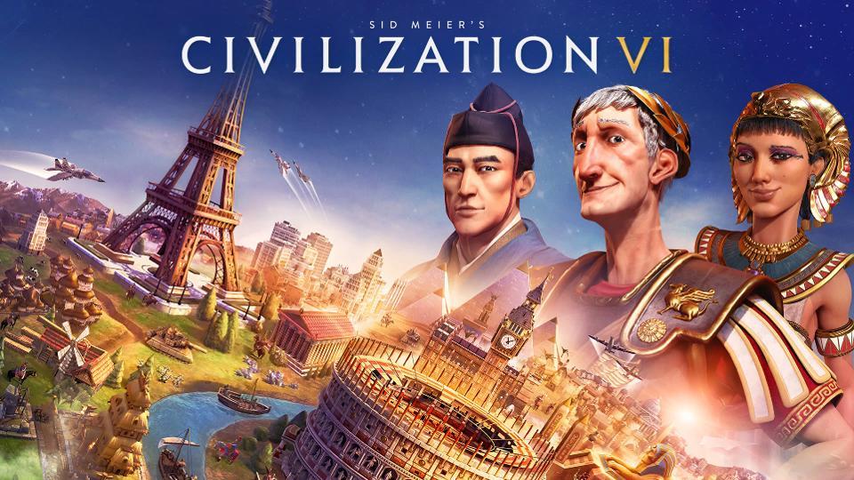 id Meier's Civilization VI Free Games Epic Games Store