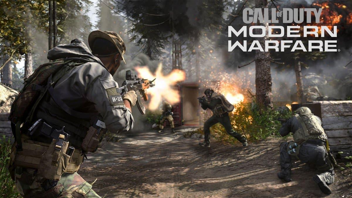 Call of Duty: Modern Warfare Game File Size