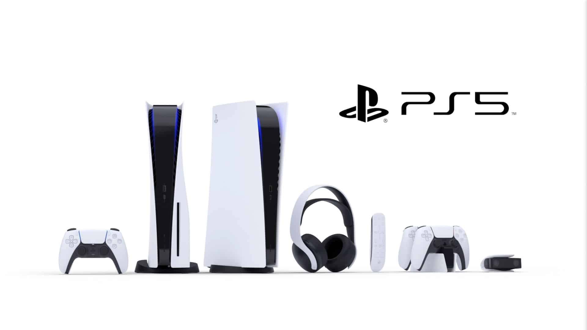 PS5 Accessory Pack Shots Reveal Charging Station Looks Like a Console - GLITCHED