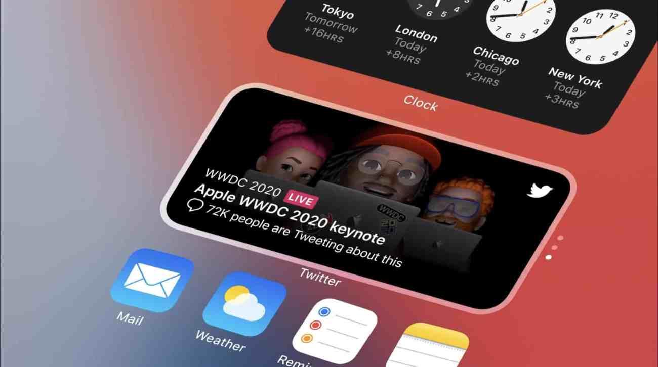 iOS 14 WatchOS 7 ipad OS 14 Apple iPhone