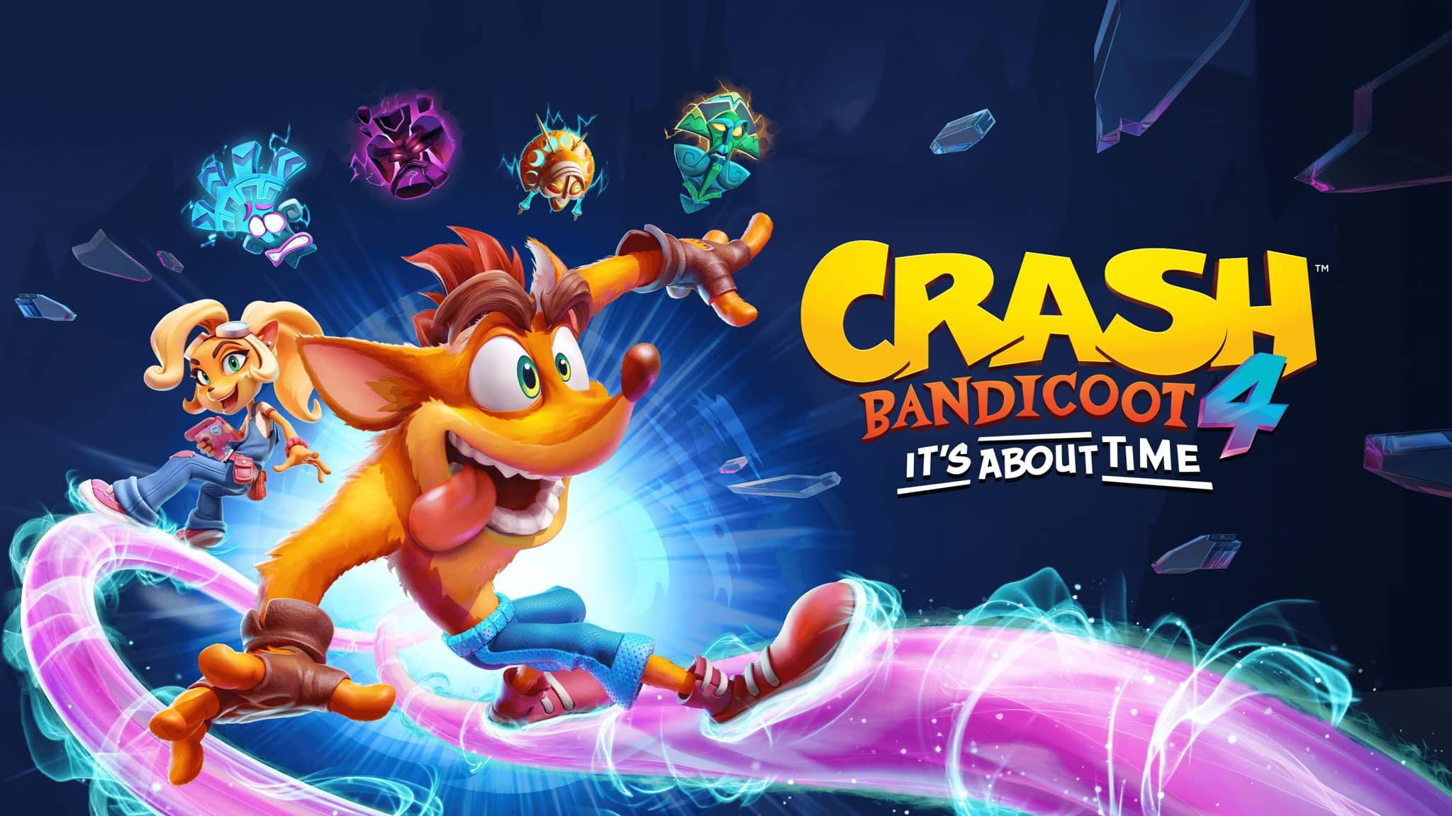 Crash Bandicoot 4: It's About Time Microtransactions