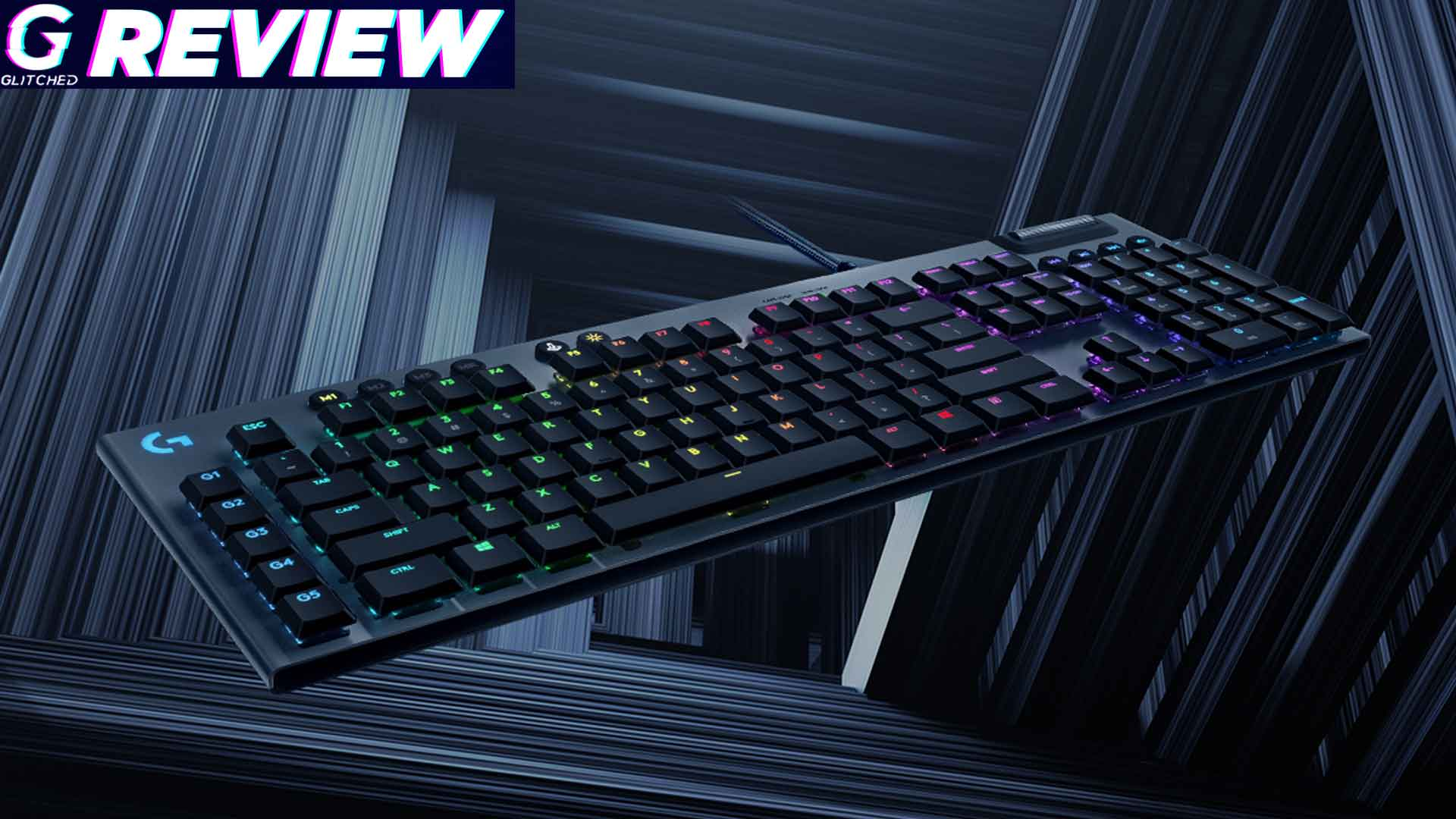 Logitech G815 Gaming Keyboard Review
